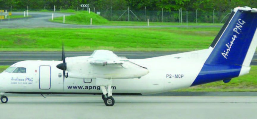 Airlines PNG spreads its wings