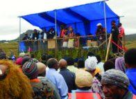 Mt Kare milestone