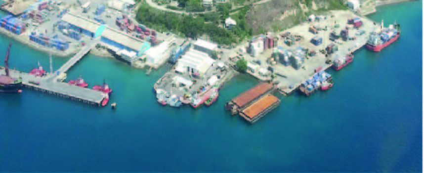 PNG Ports signs PNG LNG deal