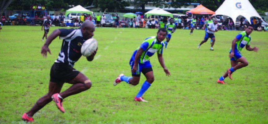 Rugby Sevens tournament a success