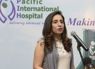 Pacific International Hospital opens