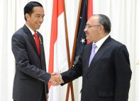 PNG and Indonesia Sign MOU