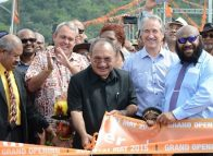 Kumul Flyover ready for use