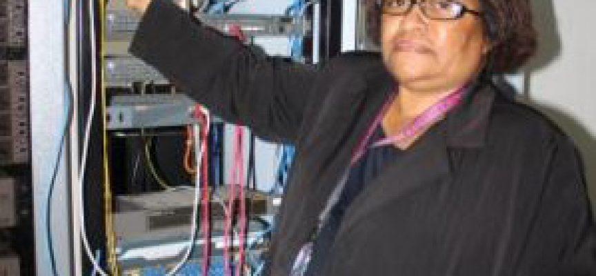 Telikom engineer recognised in Women in Engineering awards
