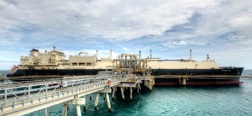 Hundredth cargo exported from PNG LNG