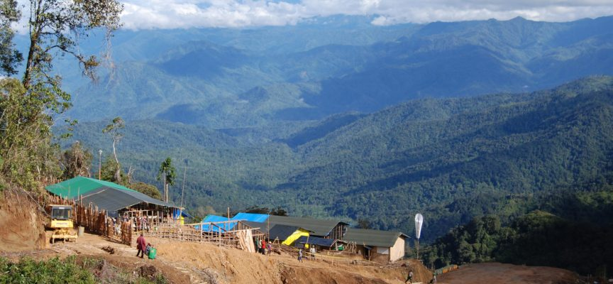 Crater Gold Mining makes first sale