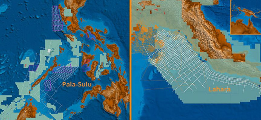 Searcher reprocesses data offshore PNG, Philippines