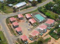 Ok Tedi funded buildings open