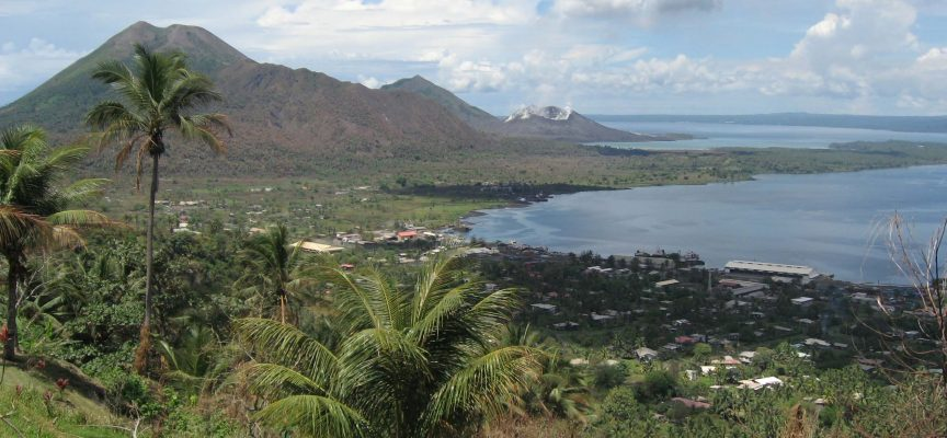 Rabaul photos
