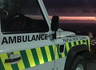 Ambulance services continue despite funding struggles