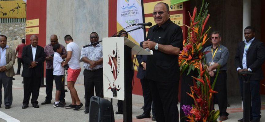 Taurama centre opens