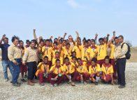 Students tour ExxonMobil LNG Plant