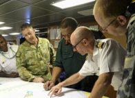 HMAS Leeuwin wraps up PNG Survey