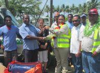 Ambulance donated to Kikori hospital