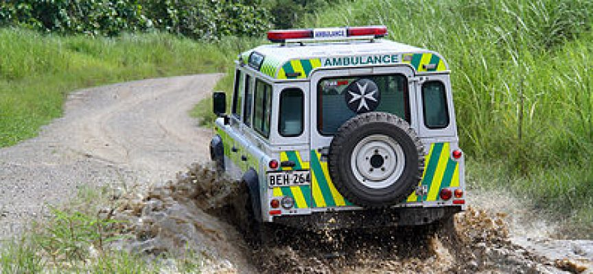Control Centre opened for St John Ambulance