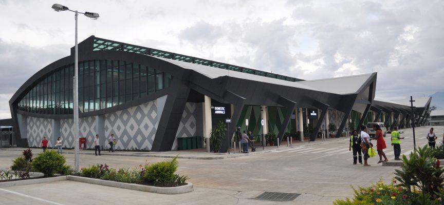 Mt Hagen airport now operational