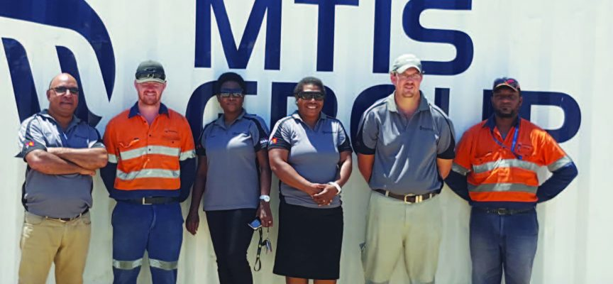MTIS launches composite hose programme in Port Moresby