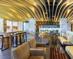 Airways upgrades its Vue Restaurant and Lounge Bar