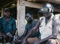 World Bank brings virtual reality to conflict issue