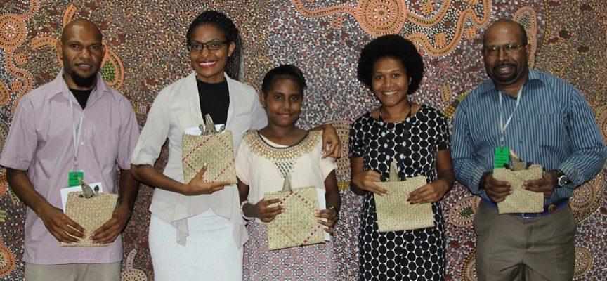 Crocodile Prize recognises literary talents