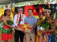 Education boost for high-performing PNG College