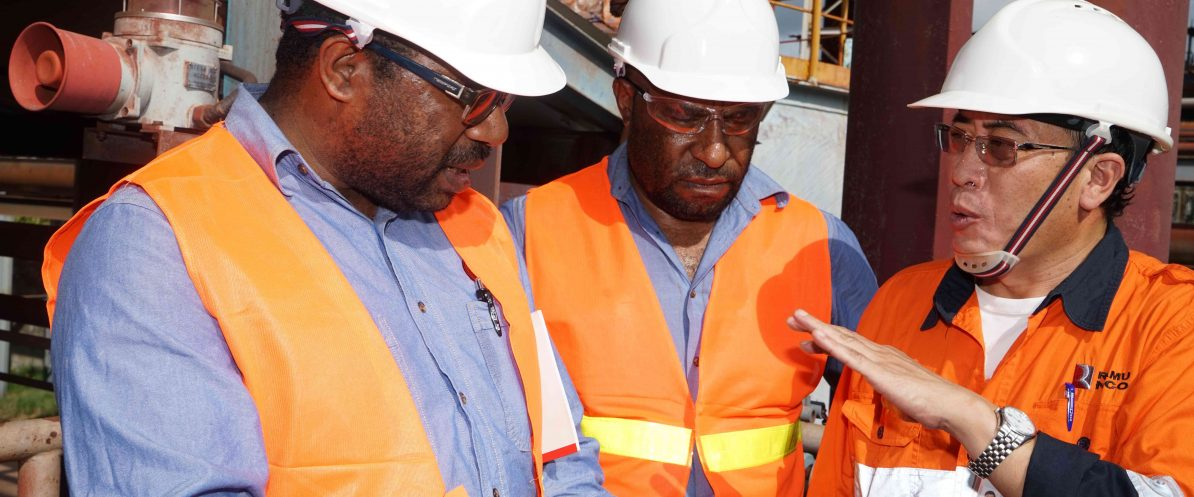 PNG Mining sector records improved safety performance