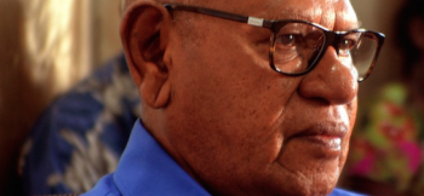 Bougainville says it is being let down by National Government