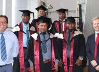 MRA Project Coordinators graduate from University of Queensland