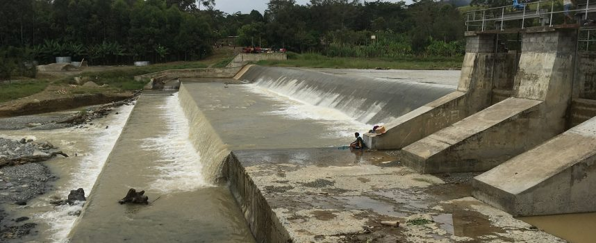 Hydroelectric Project providing life-saving assistance to Nazarene Hospital