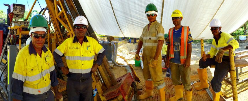 GPR kicks off major Woodlark gold exploration campaign