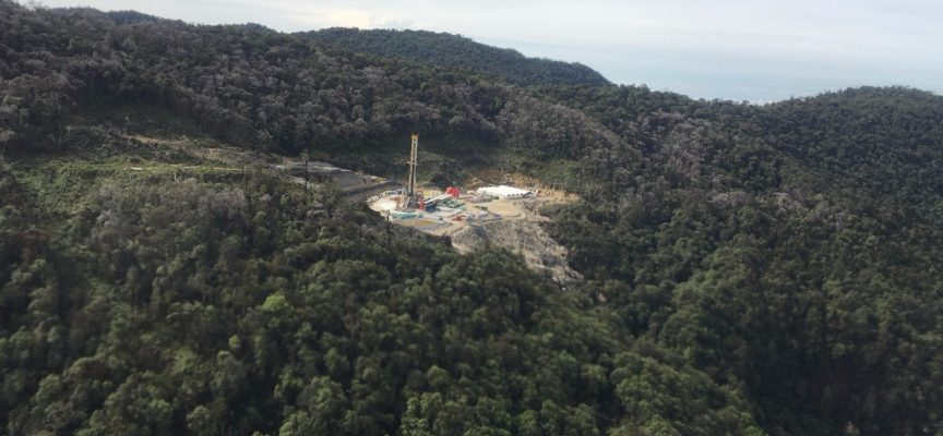 Santos says Barikewa significant new natural gas resource in PNG
