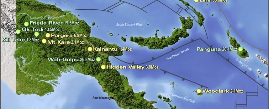 Kingston Resources increasing interest in Misima Gold Project