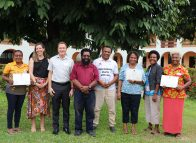 Four PNG lab staff top malaria microscopy assessment