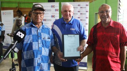 Bougainvilleans show powerful support for independence