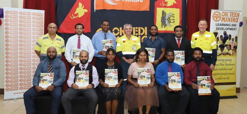 Twenty-six graduate from OTML's Traineeship and Apprenticeship Programmes