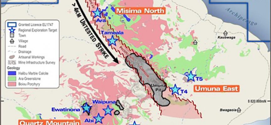 Kingston reports further excellent Ewatinona definition drilling results