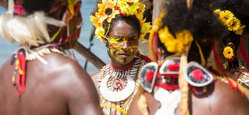 PNG communities celebrate cultural connections