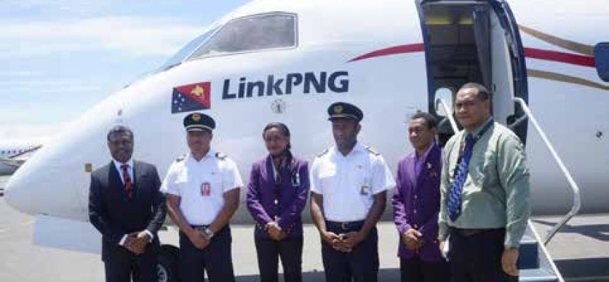 Air Niugini introduces new budget carrier