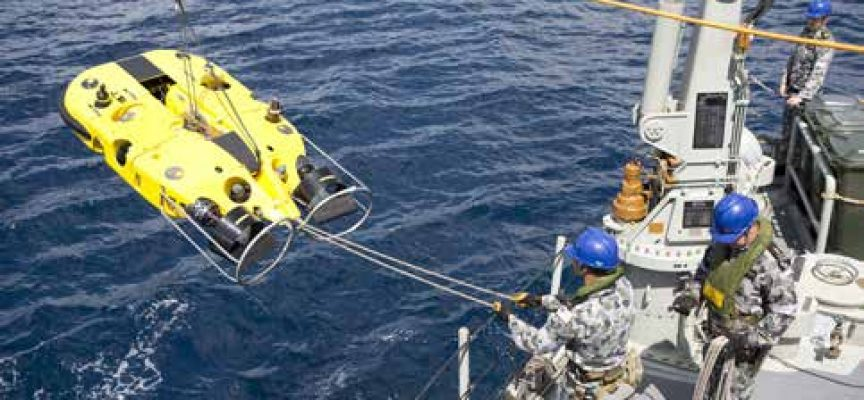 Resting place of Australian WWI Submarine remains a mystery