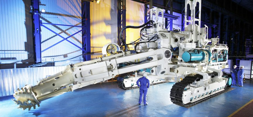 Nautilus on track for development of world's first deep sea mine