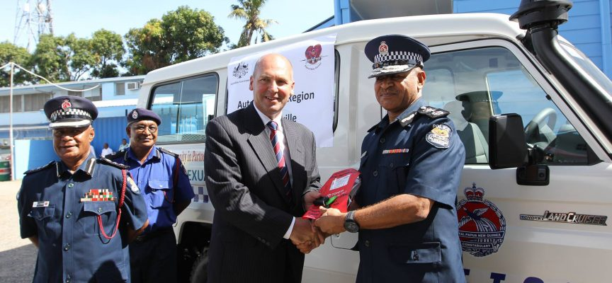 Driving force behind crime response