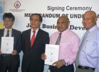 NPCP signs Japan marketing MOU