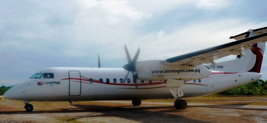 Link PNG receives airfare subsidy