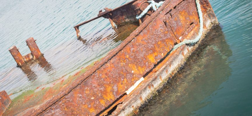 Ports Corp makes wreck removal request
