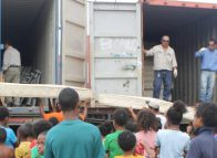 Red Sea Housing Services makes donation