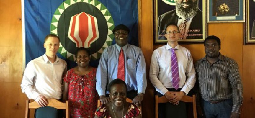 Bougainville, PNG Parliaments get ICT boost