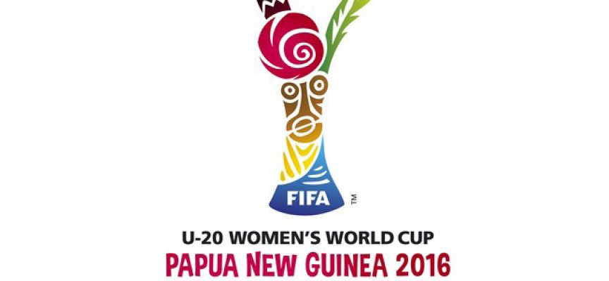 Under 20 Women's World Cup logo launched