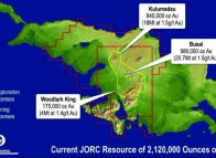 Geopacific three months ahead on buy into Woodlark Gold Mining Project
