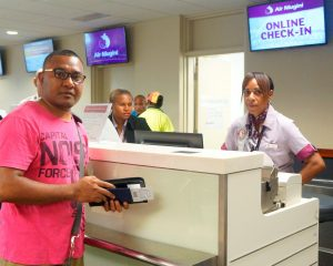 Air Niugini to speed up check-ins with new online system