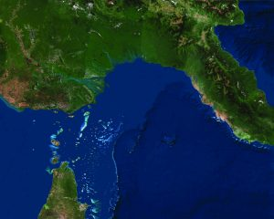 PNG's first offshore gas development produces scientific discoveries